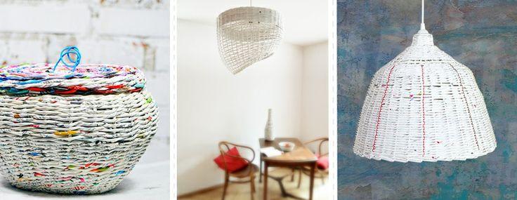 Jak zrobić koszyk z wikliny papierowej?   http://dekoeko.com/jak-zrobic-koszyk-z-wikliny-papierowej/   Czytaj więcej na www.dekoeko.com