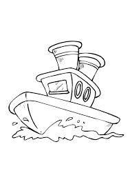 Afbeeldingsresultaat voor boot tekening
