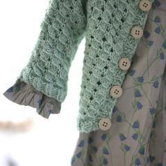 Kjærlighet på pinne / Lollipop jacket (norwegian and english)