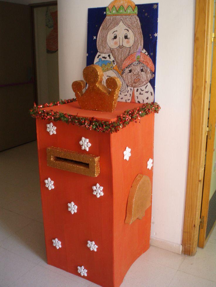 Buz 243 N Real Grande Navidad Mis Creaciones Pinterest