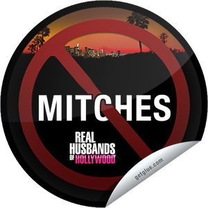 Steffie Doll's RHOH: No Mitches Sticker | GetGlue