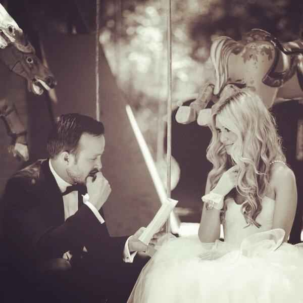 Aaron Paul recently married Lauren Parsekian.   Aaron Paul And His Wife Are More In Love Than Any People In The History Of Love