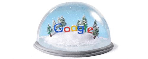 Google Doodle winter-solstice-2015-northern-hemisphere