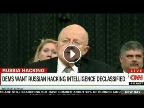 DEMS WANT RUSSIAN HACKING INTELLIGENCE DECLASSIFIED ON CNN Breaking News: ▬ January 20, 2017; 53 days from now ▬ ◙ { Thanks for stopping by…