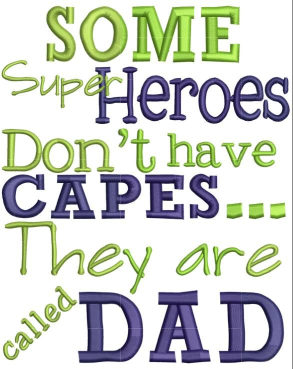 Dishwasher Sales on FB - Some Heroes are called Dad