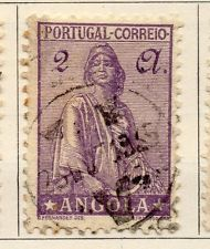 Angola 1932 Early Issue Fine Used $2. 105763