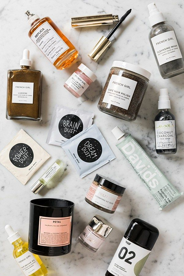 The Best Clean Beauty Buys including Moon Juice Beauty Dust, Davids Toothpaste Charcoal Cleansers & more via Waiting on Martha