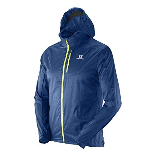 Salomon Fast Wing Hooded Running Jacket - SS15 - Small - Blue Salomon http://www.amazon.com/dp/B00OGTUNM6/ref=cm_sw_r_pi_dp_61hAvb1N49S9M