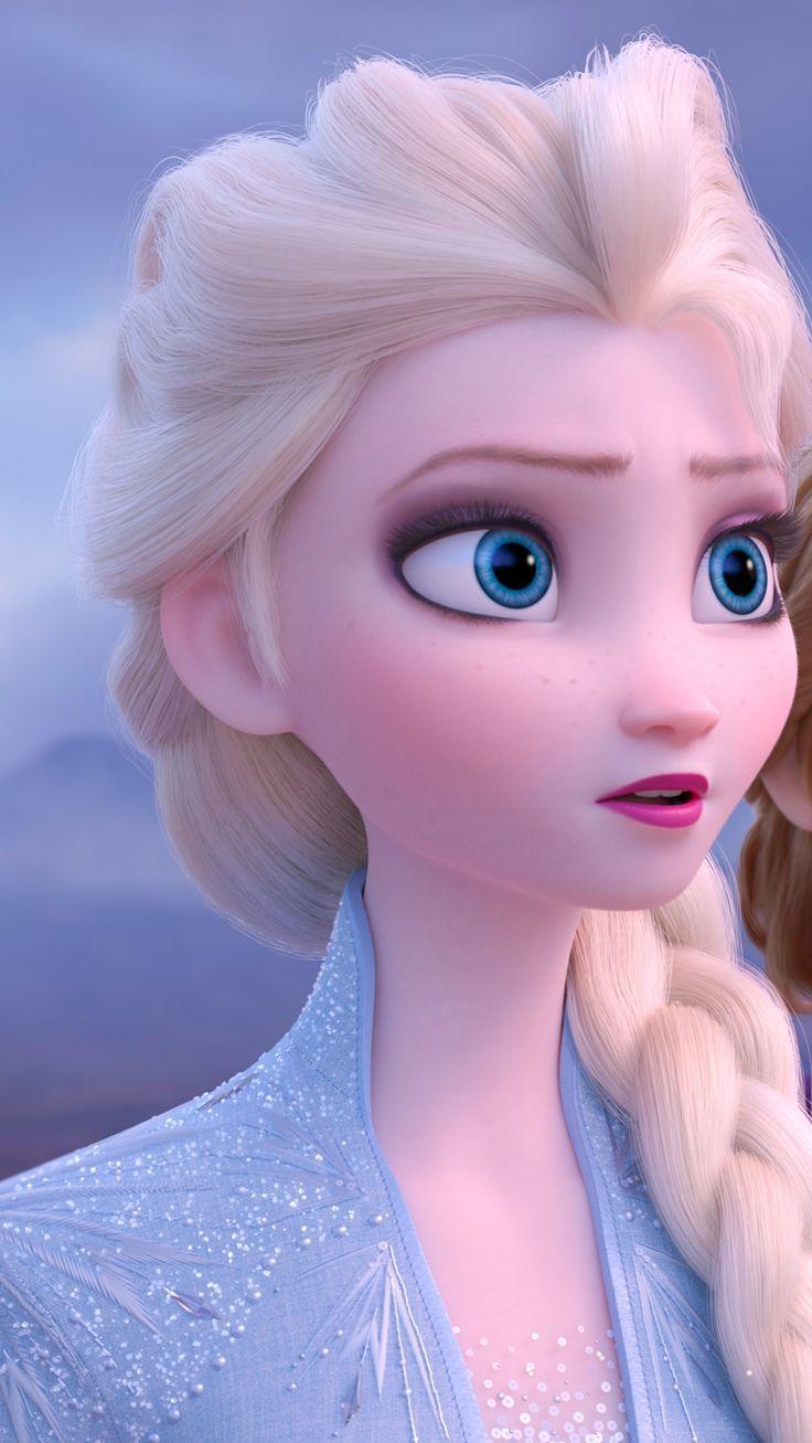 Disney Frozen 2 mobile phone wallpapers cartoon Disney