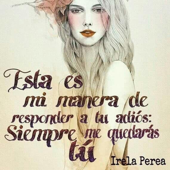 Poesía-Irela Perea