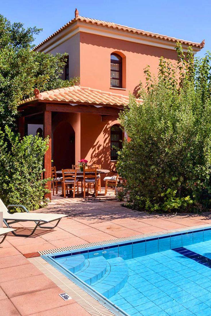 Villa Argo in Maleme, Chania, Crete