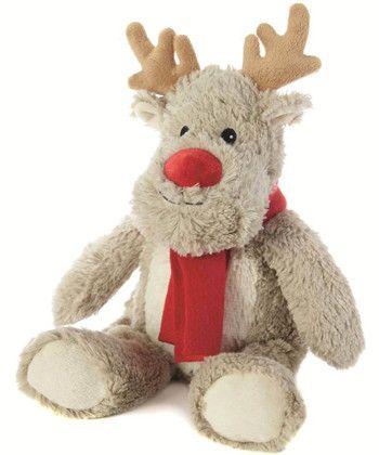 Cozy Plush Reindeer - Heatable Soft Toy