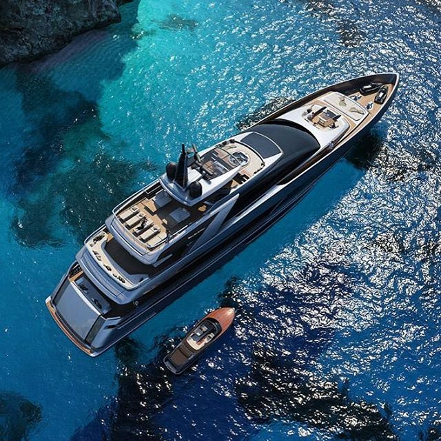 Riva Superyachts Division.. Simply breathtaking. #WeKnowYourHydraulics