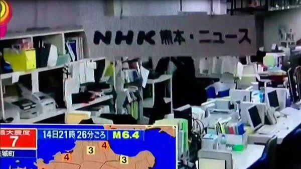 La terra oggi vuole sicuramente farsi ascoltare con una serie di forti terremoti che hanno colpito due estremi del globo. Solo in Giappone notizie di danni.