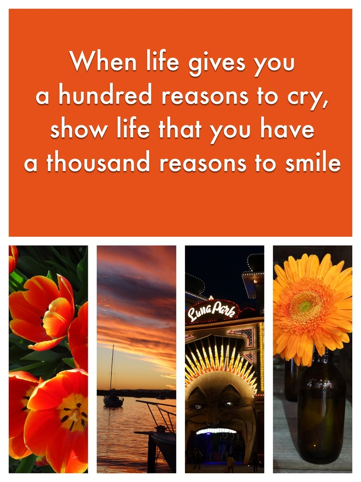 Gotta smile!!