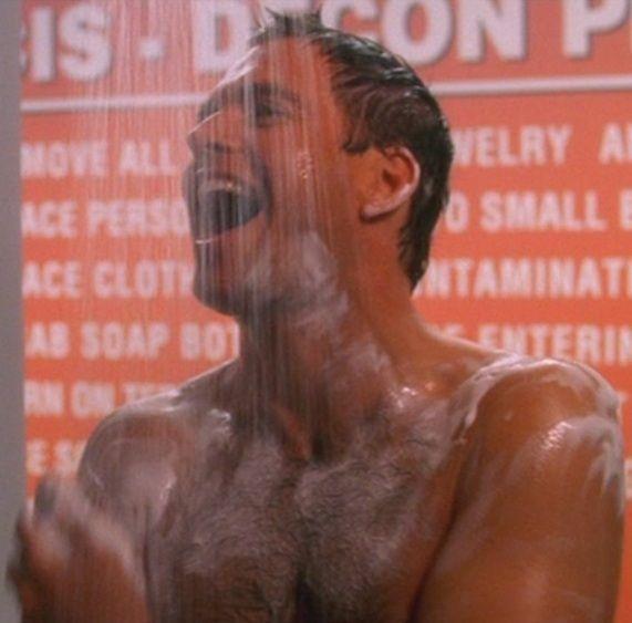 Girls masterbating in shower naked