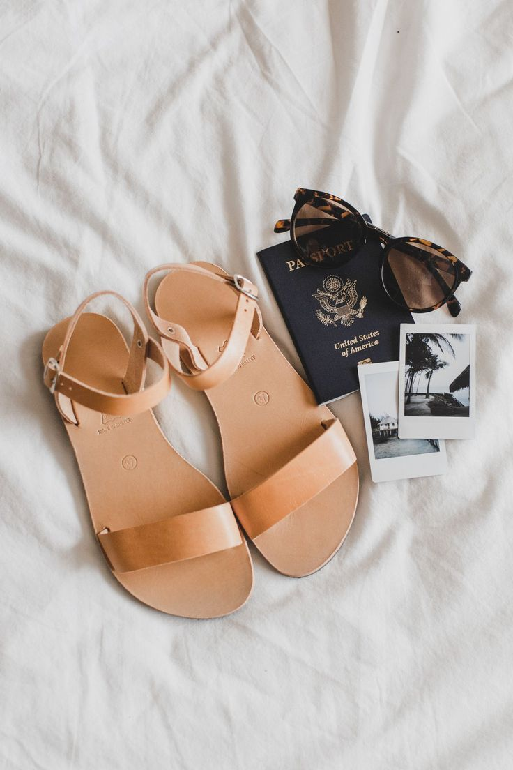 We love supporting young and independent designers! These well crafted sandals…
