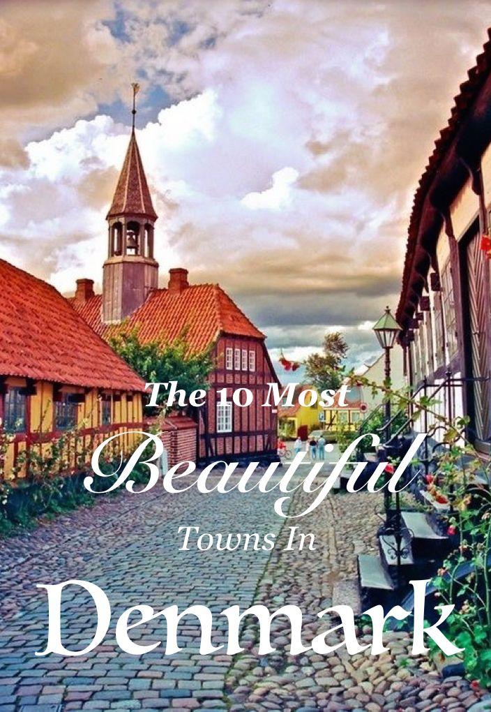 Con su hermosa península costera y comunidades de las islas pintorescas, Dinamarca es, sin duda, uno de los países más pintorescos de Europa. Tomamos en algunos de sus lugares más bellos de Ribe, la ciudad más antigua de Dinamarca, a la ciudad danesa de Riviera Hornbæk.