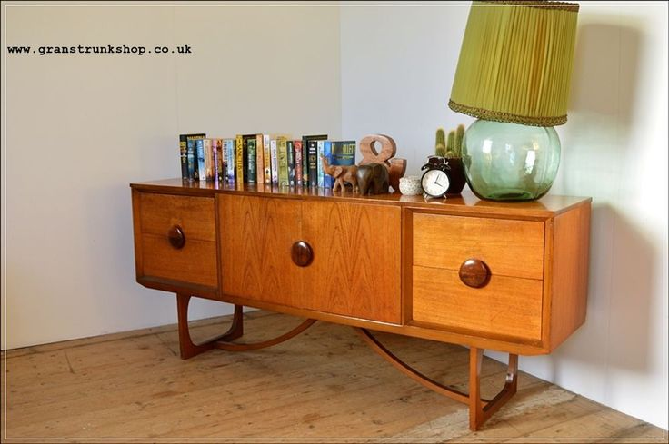 G Plan Sideboard vintage  tv stand danish teak mid century UK DELIVERY