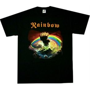 Official Rainbow shirt featuring classic Rising design.