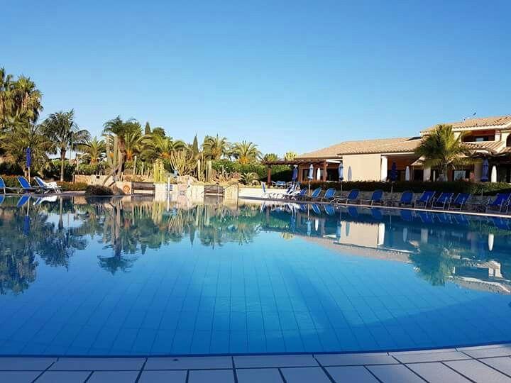 #pool #swimmingpool #pula #hotelandresort #sardiniaexperience #sardinialovers