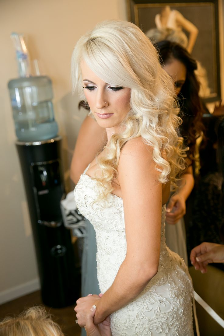 Touch of Glam Outdoor Wedding Ideas, Hair and Wedding ...