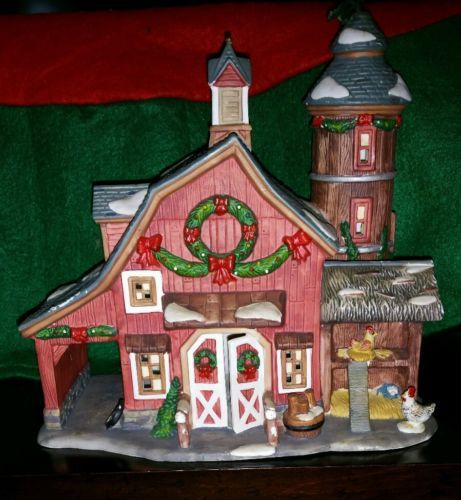 Heartland Valley Village Lighted House: 102 Best Images About Virtual Villages On Pinterest
