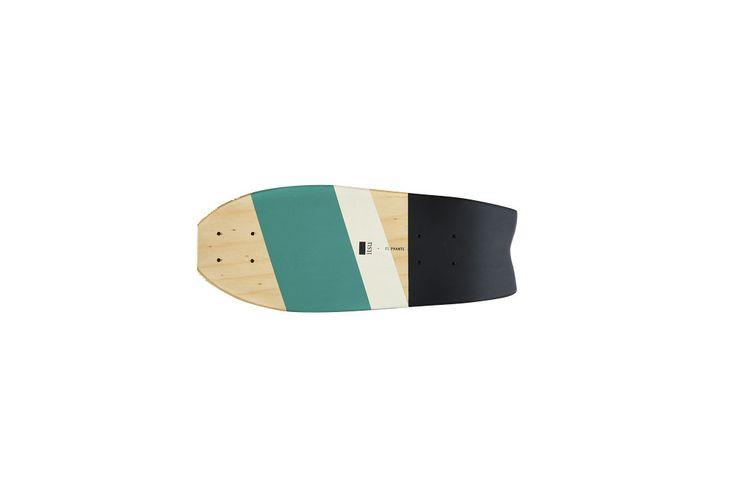 Skate Bombinha 2.0 Aruba / Creme / Preto Itsu