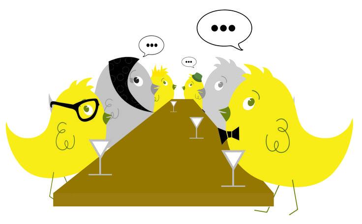 #Poussindujour #Networking #Entrepreneur http://poussin-communication.fr/