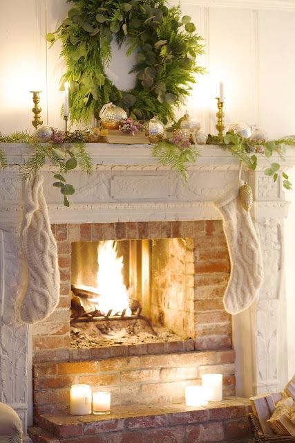 Inspired and romantic living, entertaining, traveling and decorating in a French Country Cottage in the California countryside. #christmasdecor