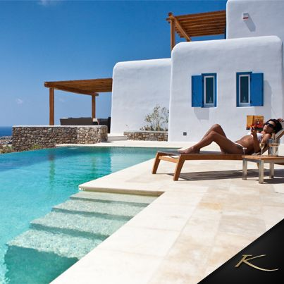As a valued fan of ‪#‎KarmaResorts‬ we would like to personally invite you and your besties to holiday like Greek Gods & Goddesses! Sound too good to be true? Not at ‪#‎KarmaPelikanos‬ our opulent private residence located on the idyllic Greek island of Mykonos. Imagine an infinity edge swimming pool overlooking the Aegean Sea, personal 24-hour butler service and Mediterranean inspired cuisine that will satiate even the most discerning of palates!
