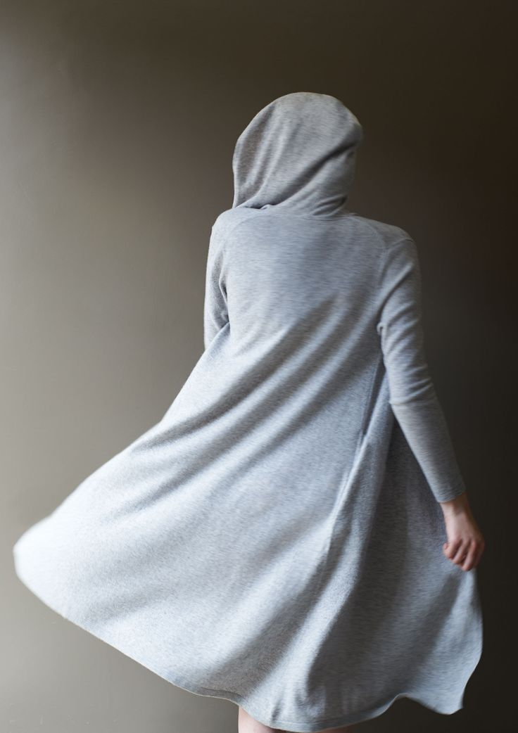 cashmere hoody - UGH!!!  I had this in brown and lost it; actually it was stolen at work = /