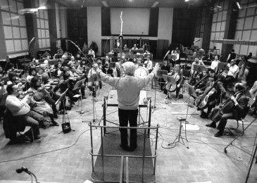 The Official Site of Elmer Bernstein, composer of film scores for #Eames films