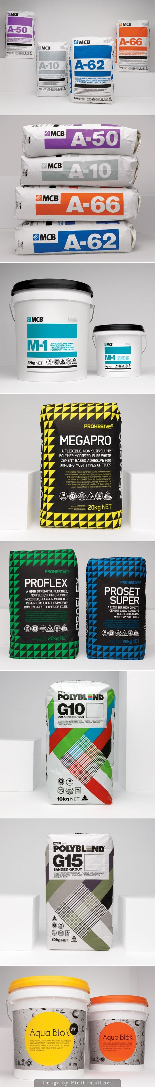I was looking at cement packaging and thought these were fab PD