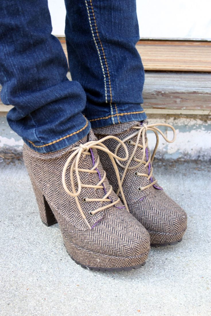 Vance booties from blowfish shoes