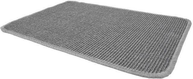 Sisalteppich »SISALLUX«, , rechteckig, Höhe 6 mm, Obermaterial: 100% Sisal – OTTO
