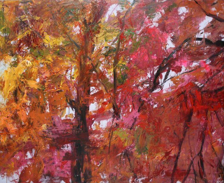 Autumn Tint 130.3 x 162.2 (cm) oil on canvas 2016