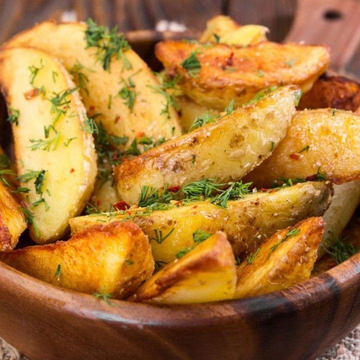 طريقة عمل بطاطس ودجز المقادي Potato Recipe For Kids Potato Recipes Potatoes