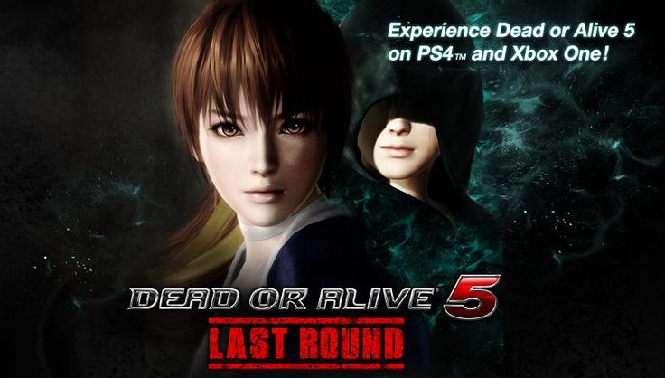 Dead or Alive 5 Last Round - release date Feb 20th on PS4 and Xbox One