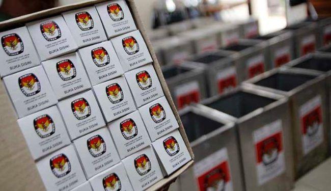 KPU Jepara kirim logistik pemilu lewat udara