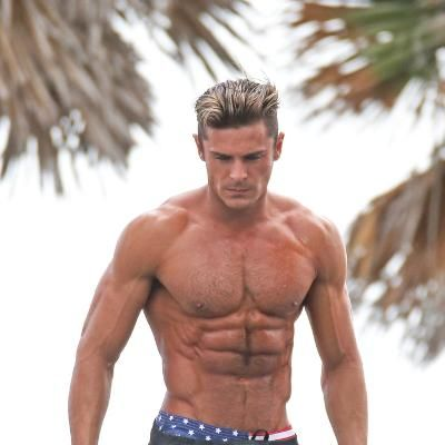Hot: Here's What Zac Efron Eats During the Week to Maintain His Killer Physique