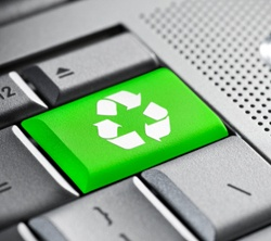 """Reading up on content marketing. // This is """"The 3 Rs of Content Marketing: Recycle, Rewrite, Redirect"""" by Jennifer Bourn. Excellent, because producing NEW content is time-consuming. Reusing/recycling old content saves a ton of time."""