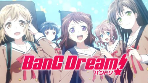 Nuevo comercial del Anime Bang Dream!.