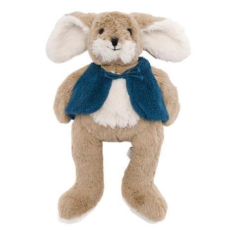 Bonton Fluffy Rabbit Bleu Marius