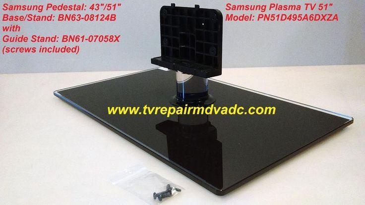 Samsung PN51D495A6DXZA / Stand: BN96-16789A Guide: BN96-16786A / Important News #Samsung