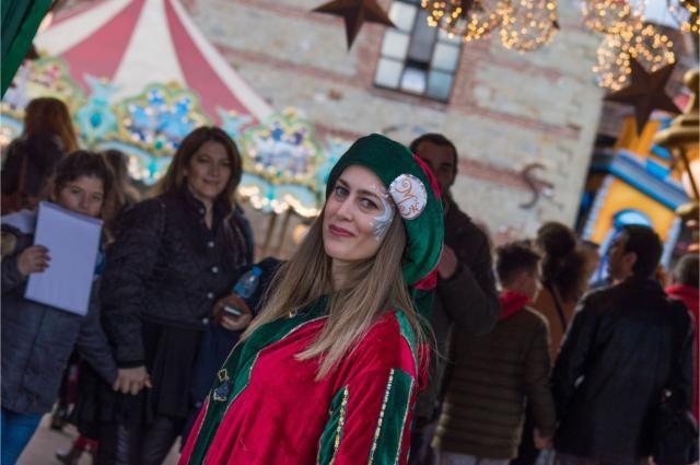 Η «καρδιά» της Χριστουγεννιάτικης Ελλάδος χτυπά στη πόλη των Τρικάλων