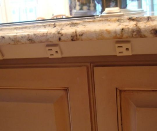Kitchen Island Receptacle: 14 Best Kitchen Technology Images On Pinterest