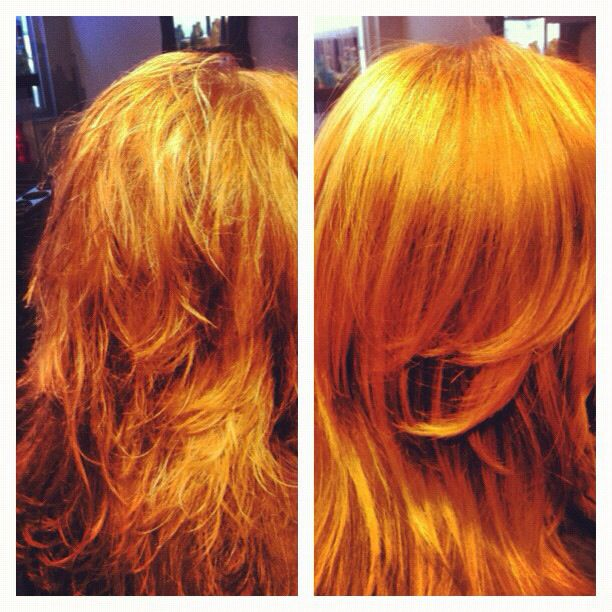 L'Oreal Professionnel Steam pod treatments available here at www.dollhousehair.ca  !!