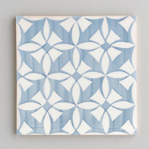 25 best ideas about portuguese tiles on pinterest blue for Blue patterned bathroom tiles