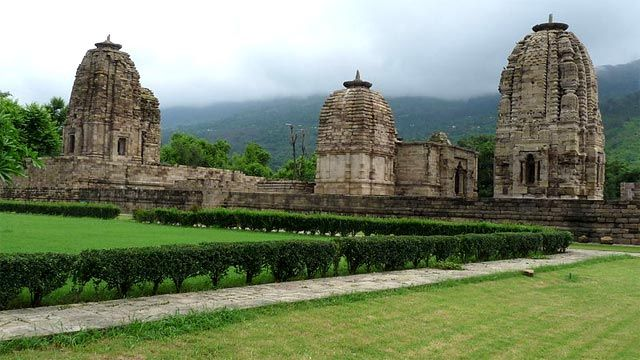 Kashmir's temples: Ruins of a glorious past....Martand Sun Temple.